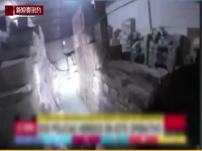 中国特警赴阿根廷捣毁最大华人黑帮 逮捕40人