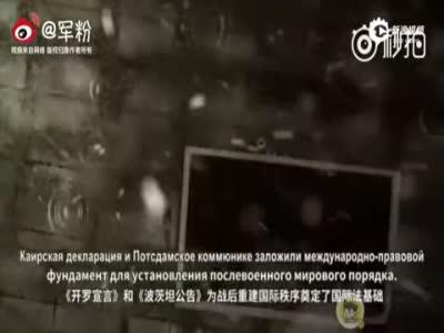 俄网友短视频解读:菲非法侵占中国南海岛礁