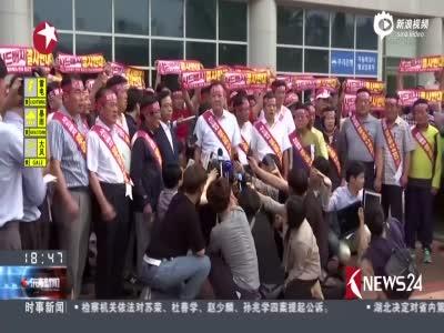 韩国宣布萨德系统部署于东南部 当地居民抗议